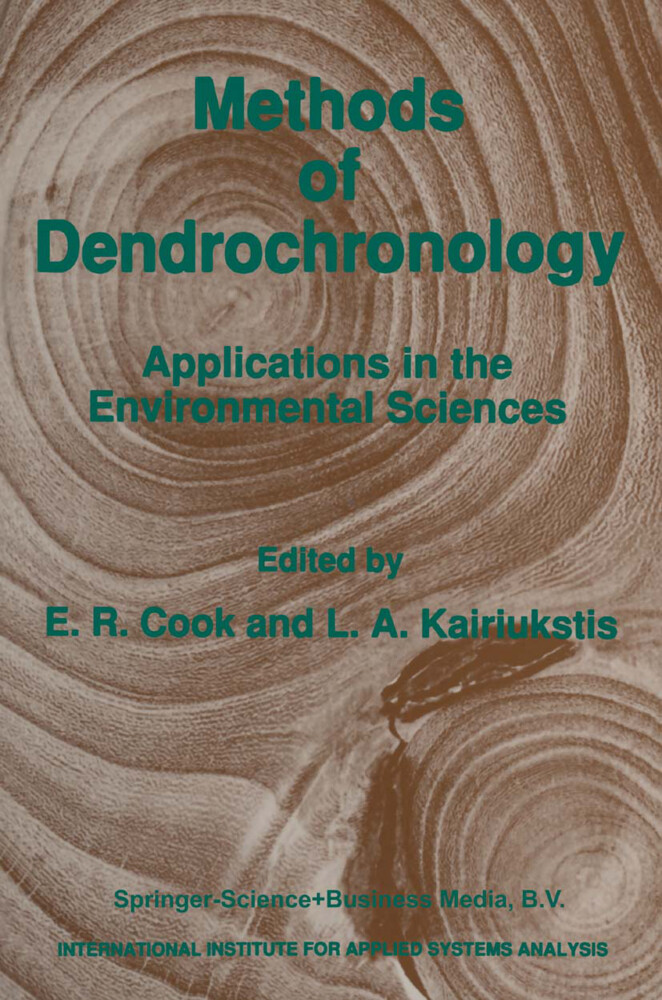 Methods of Dendrochronology als Buch