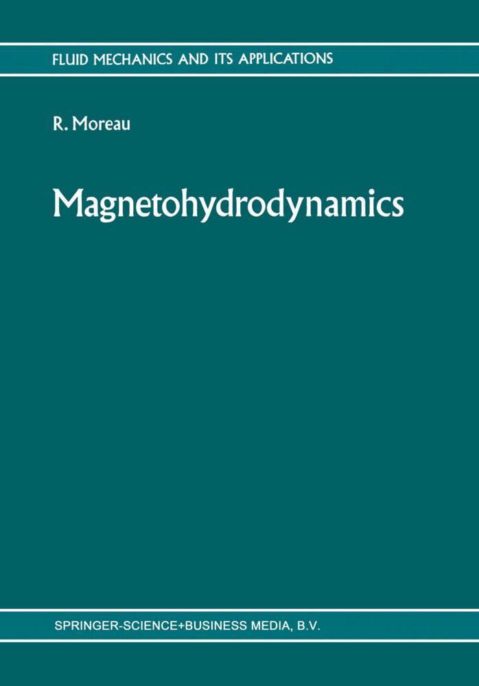 Magnetohydrodynamics als Buch