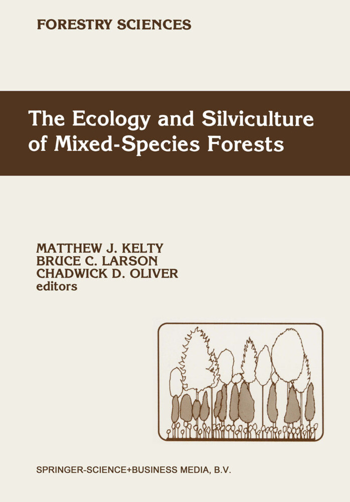The Ecology and Silviculture of Mixed-Species Forests als Buch