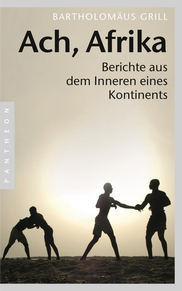 Ach, Afrika als eBook epub