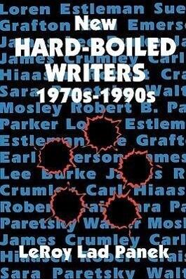 New Hard-Boiled Writers: 1970s-1990s als Taschenbuch