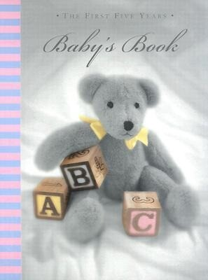 Baby's Book: The First Five Years als Buch