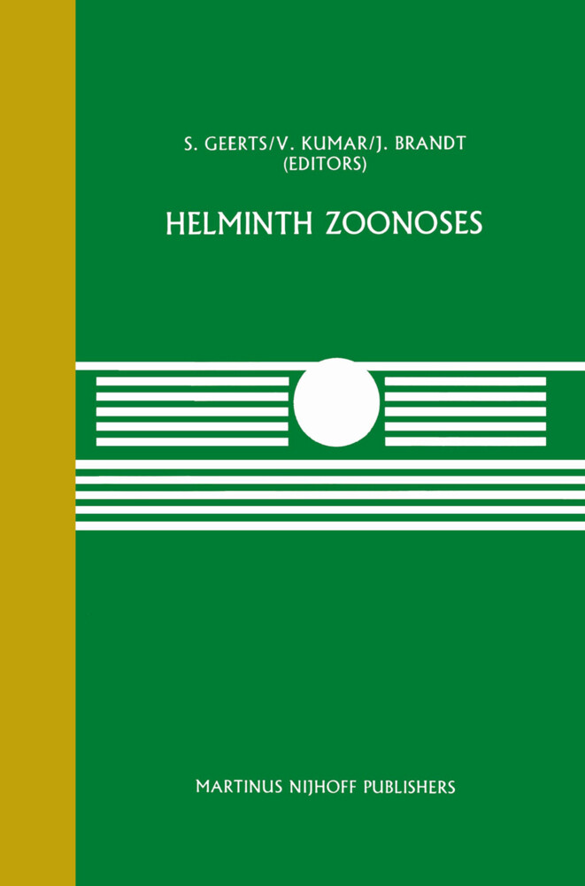 Helminth Zoonoses als Buch