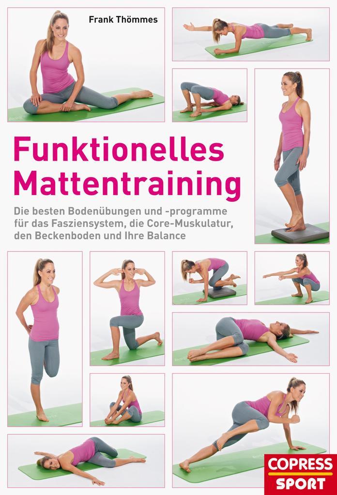 Funktionelles Mattentraining als eBook von Frank Thömmes
