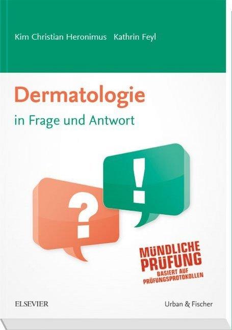 Dermatologie in Frage und Antwort als Buch