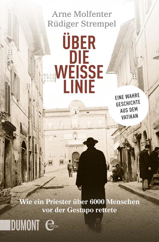 Über die weiße Linie als eBook