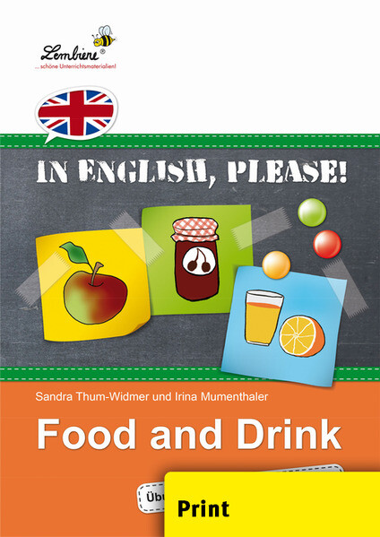 In English, please! Food and Drink (PR) als Buch von Sandra Thum-Widmer, Irina Mumenthaler
