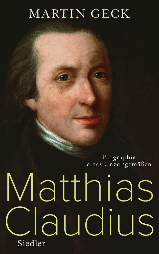 Matthias Claudius als eBook