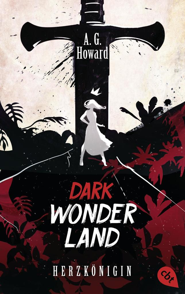 Dark Wonderland - Herzkönigin als eBook von A.G...