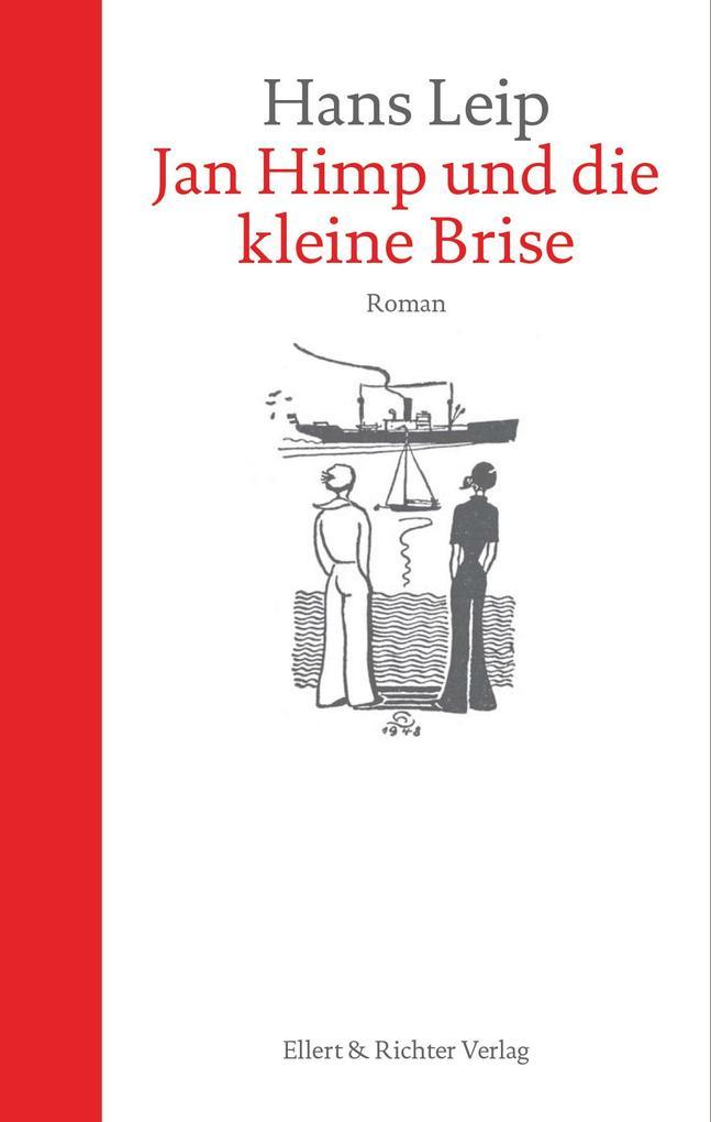 Jan Himp und die kleine Brise als Buch von Hans Leip