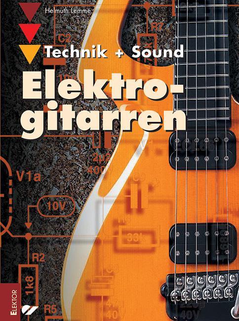 Elektrogitarren als Buch