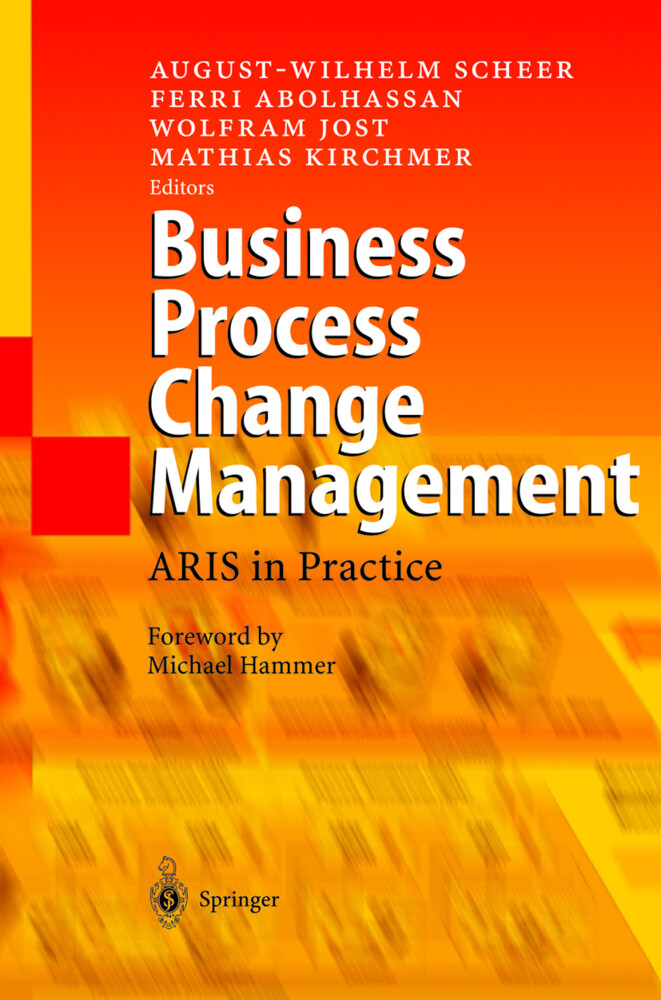Business Process Change Management als Buch
