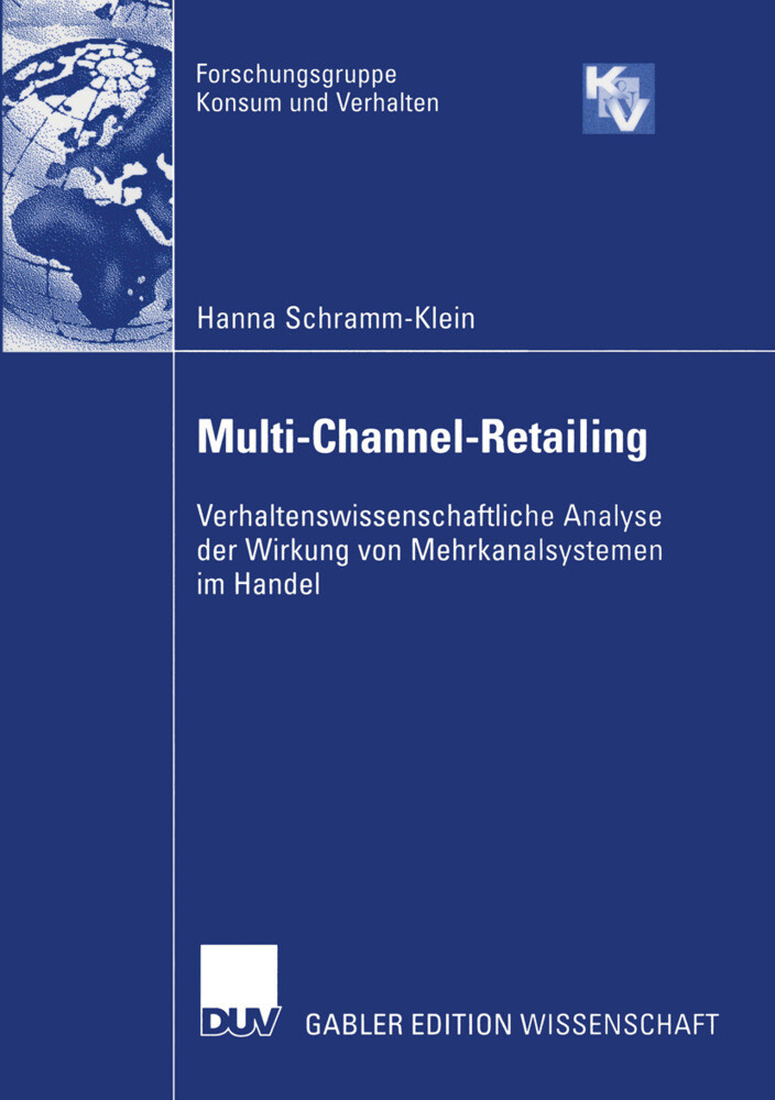 Multi-Channel-Retailing als Buch