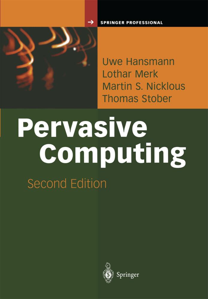 Pervasive Computing Handbook als Buch