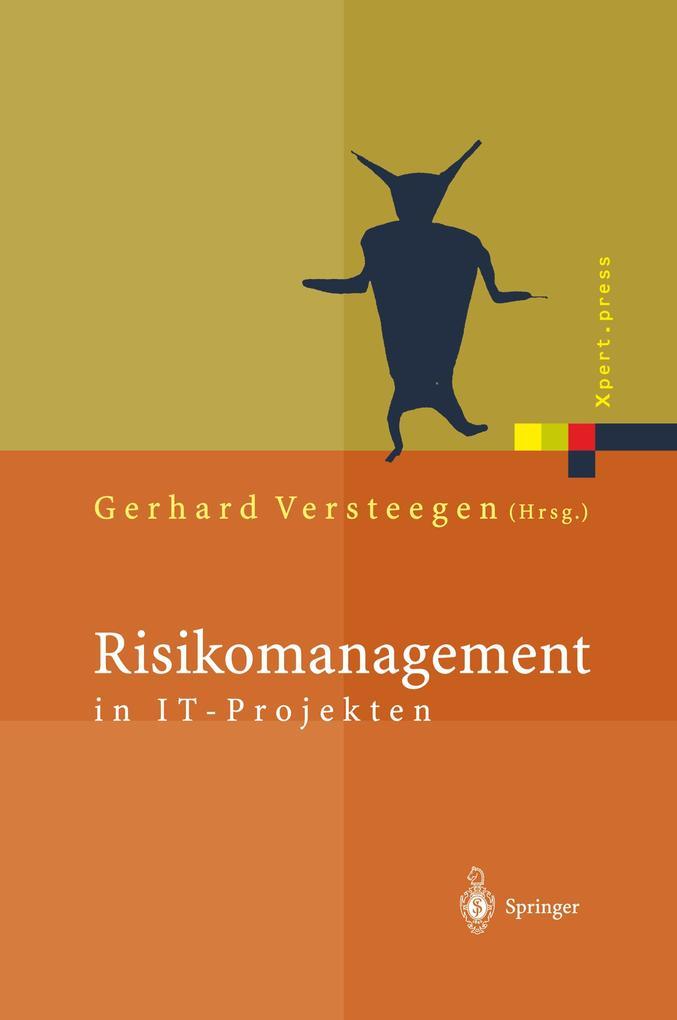 Risikomanagement in IT-Projekten als Buch