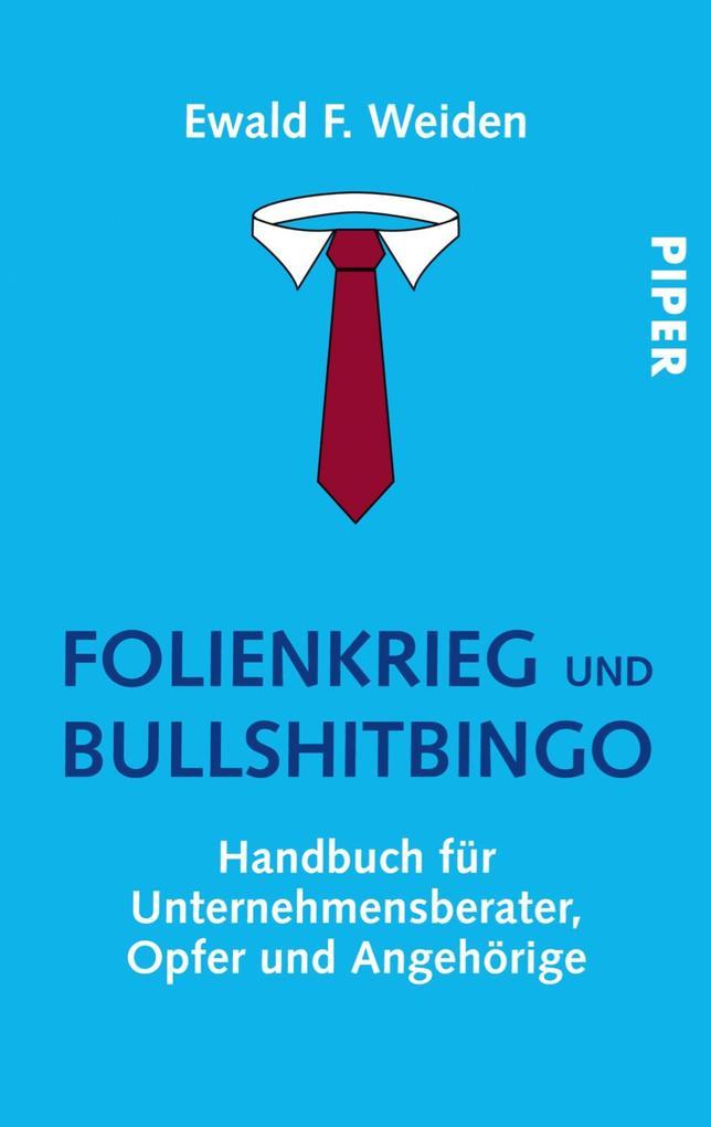 Folienkrieg und Bullshitbingo als eBook epub
