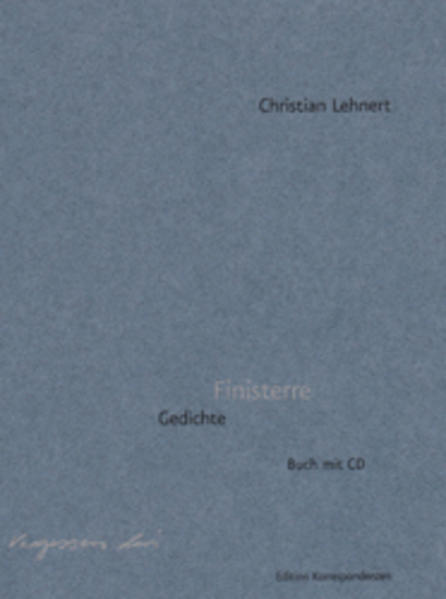 Finisterre als Buch