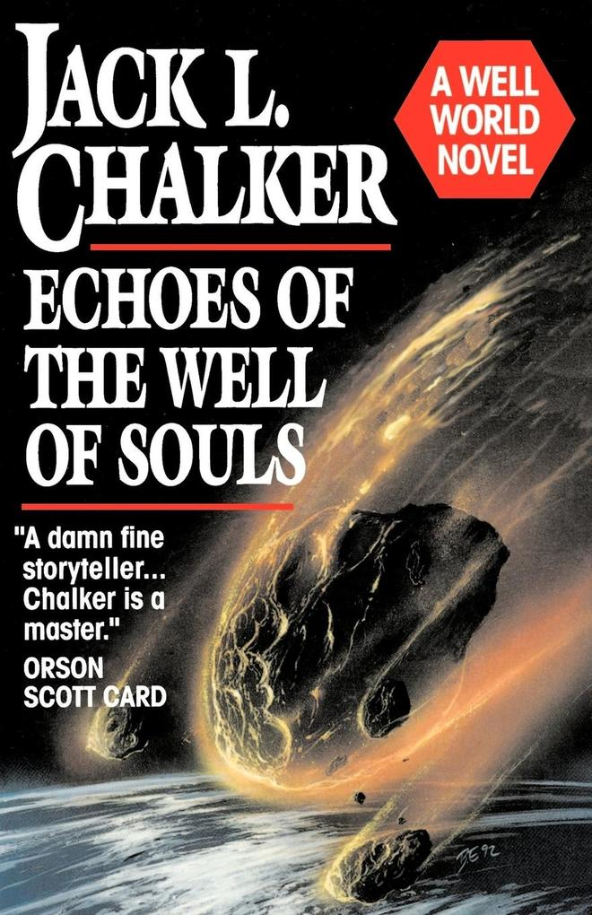 Echoes of the Well of Souls als Taschenbuch