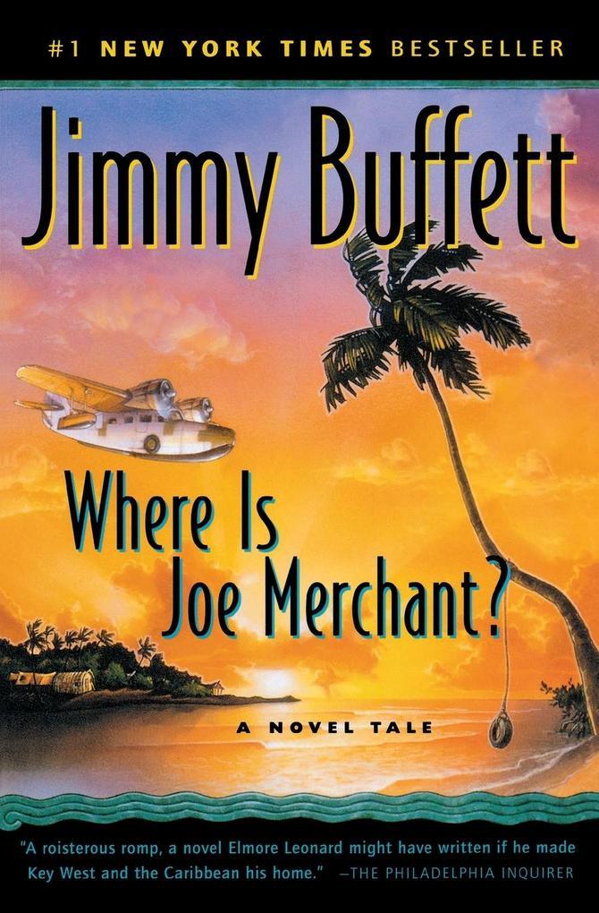 Where Is Joe Merchant? als Taschenbuch