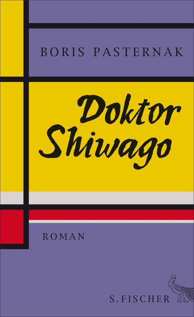 Doktor Shiwago als eBook von Boris Pasternak