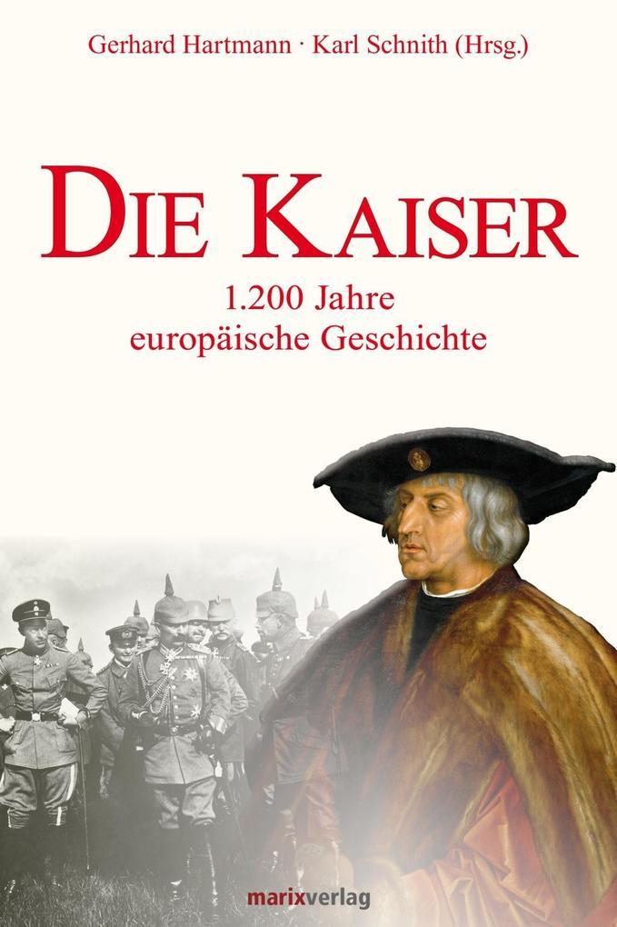 Die Kaiser als Buch