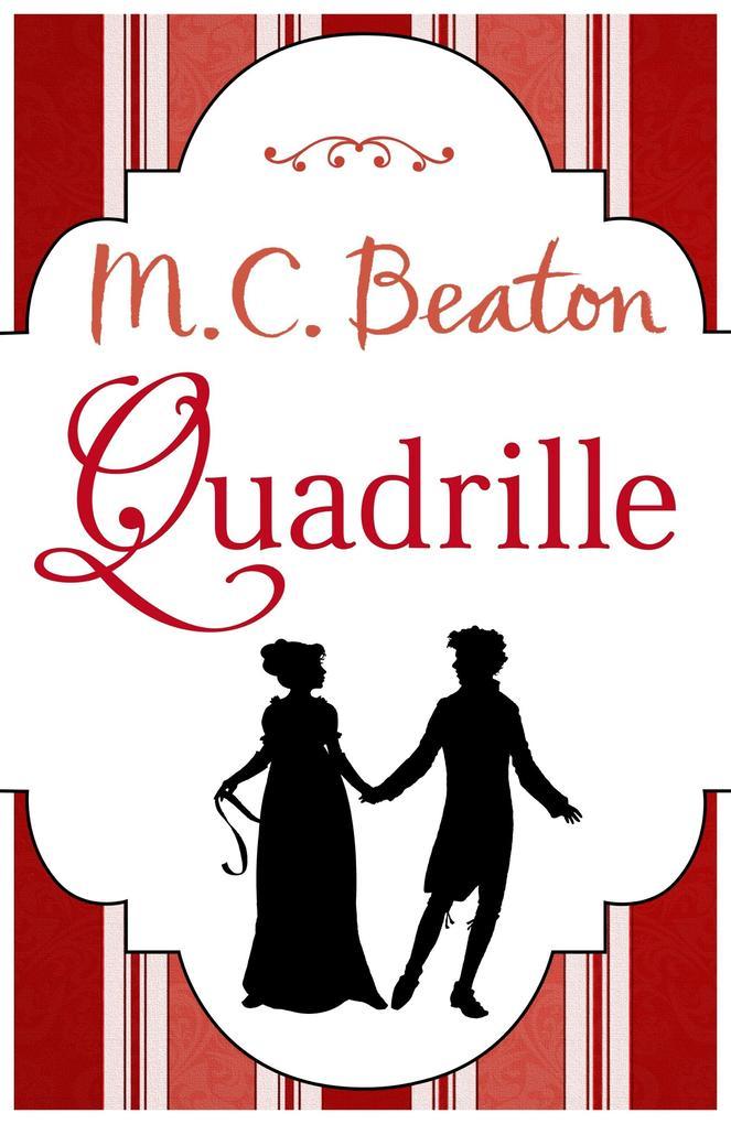 Quadrille als eBook von M. C. Beaton