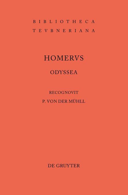 Odyssea als Buch