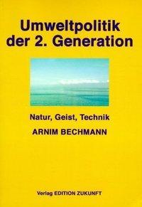 Umweltpolitik der 2. Generation als Buch