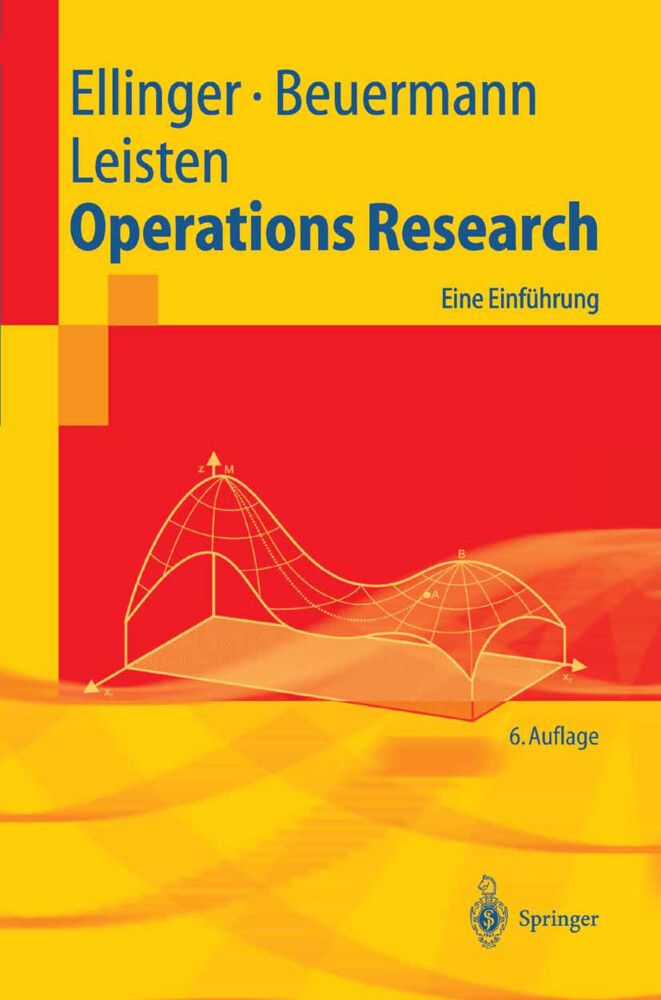 Operations Research als Buch