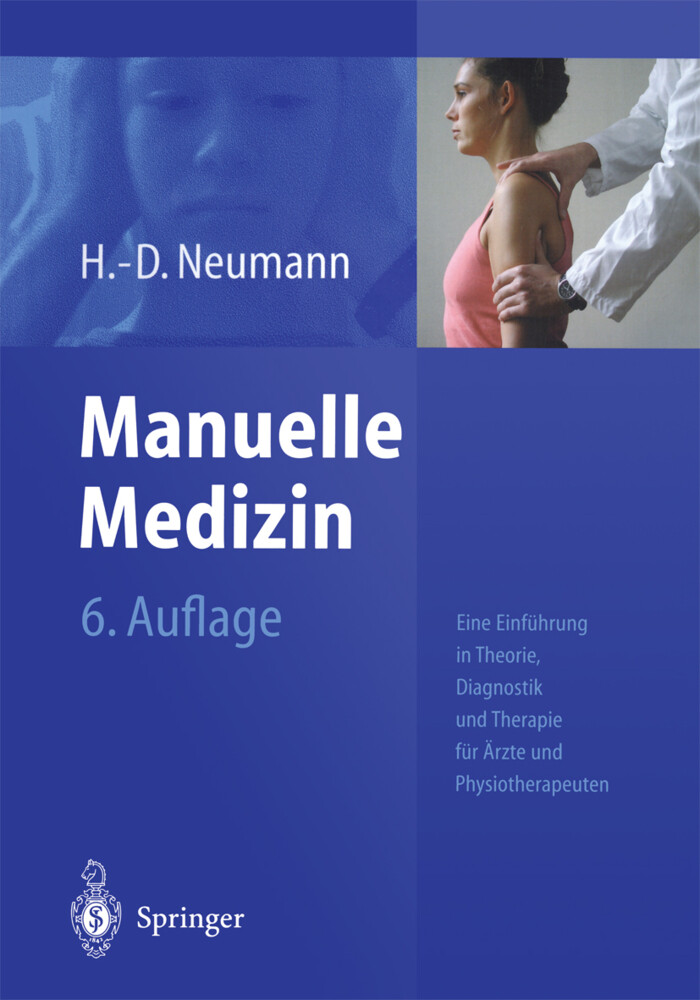 Manuelle Medizin als Buch