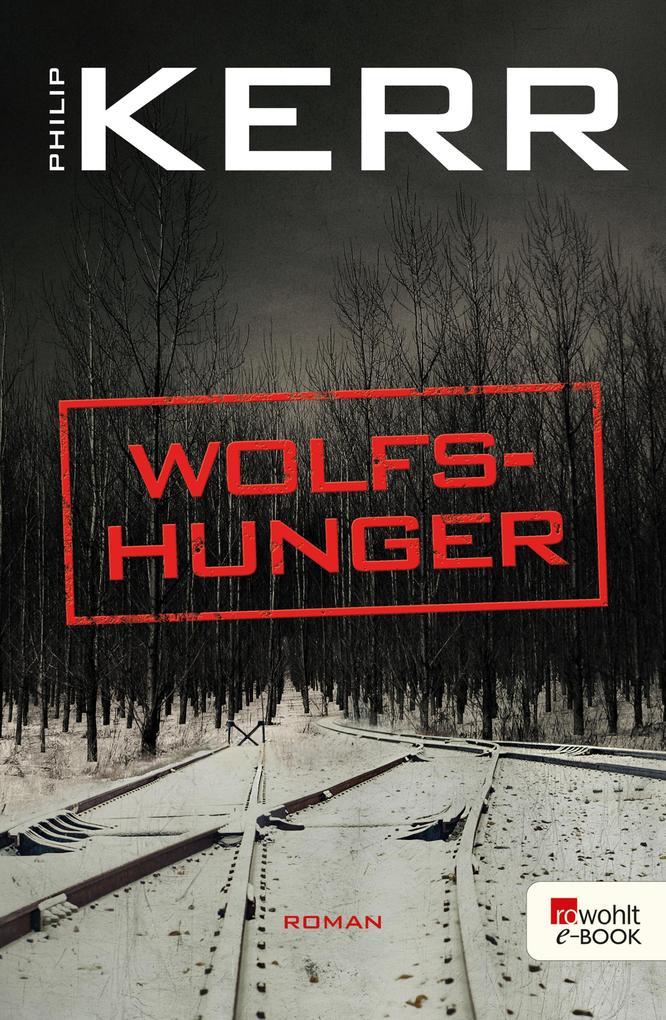 Wolfshunger als eBook