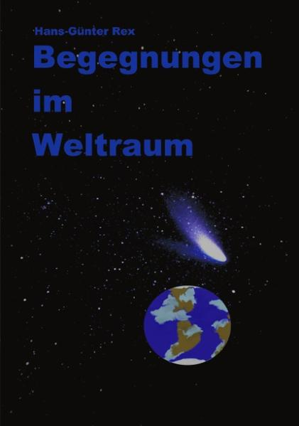 Begegnungen im Weltraum als Buch