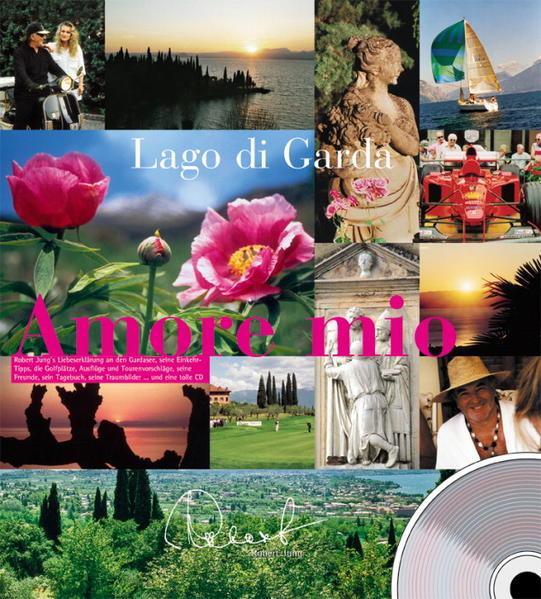 Lago di Garda - Amore mio als Buch