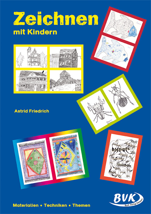 Zeichnen mit Kindern als Buch