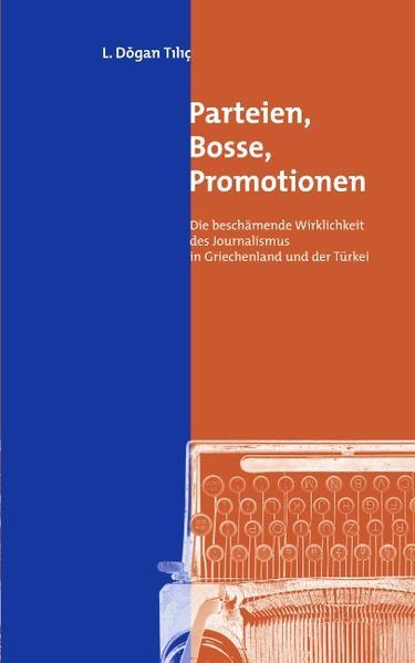 Parteien, Bosse, Promotionen als Buch
