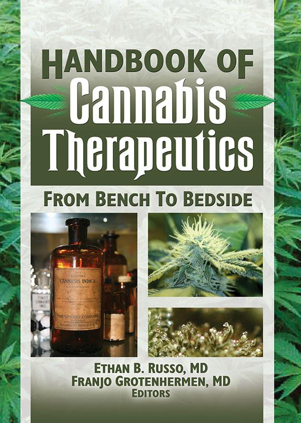 Handbook of Cannabis Therapeutics als eBook von