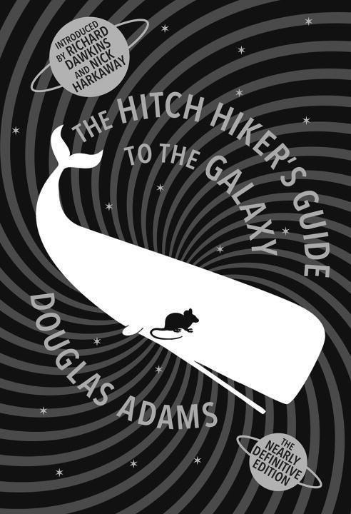 The Hitch Hiker's Guide to the Galaxy. 35th Anniversary Edition als Buch von Douglas Adams