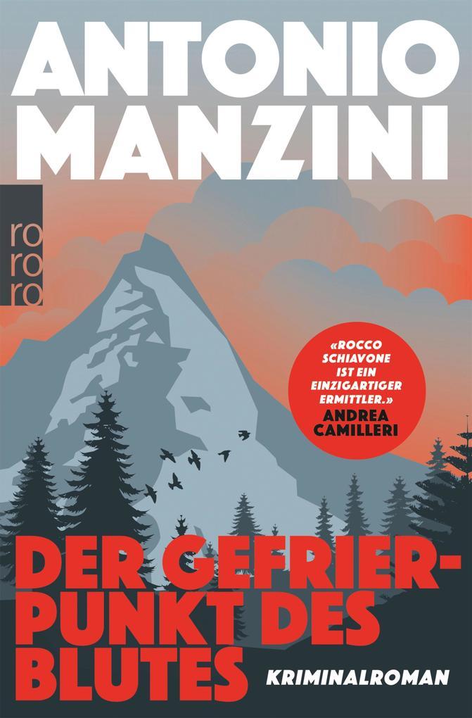 Der Gefrierpunkt des Blutes als eBook von Antonio Manzini