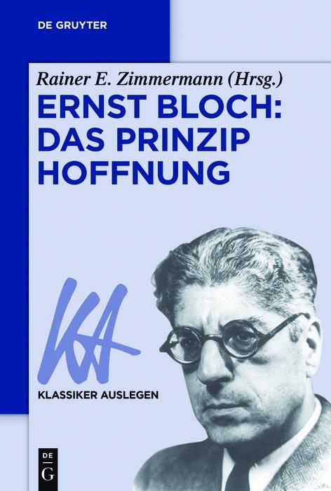 Ernst Bloch: Das Prinzip Hoffnung als eBook