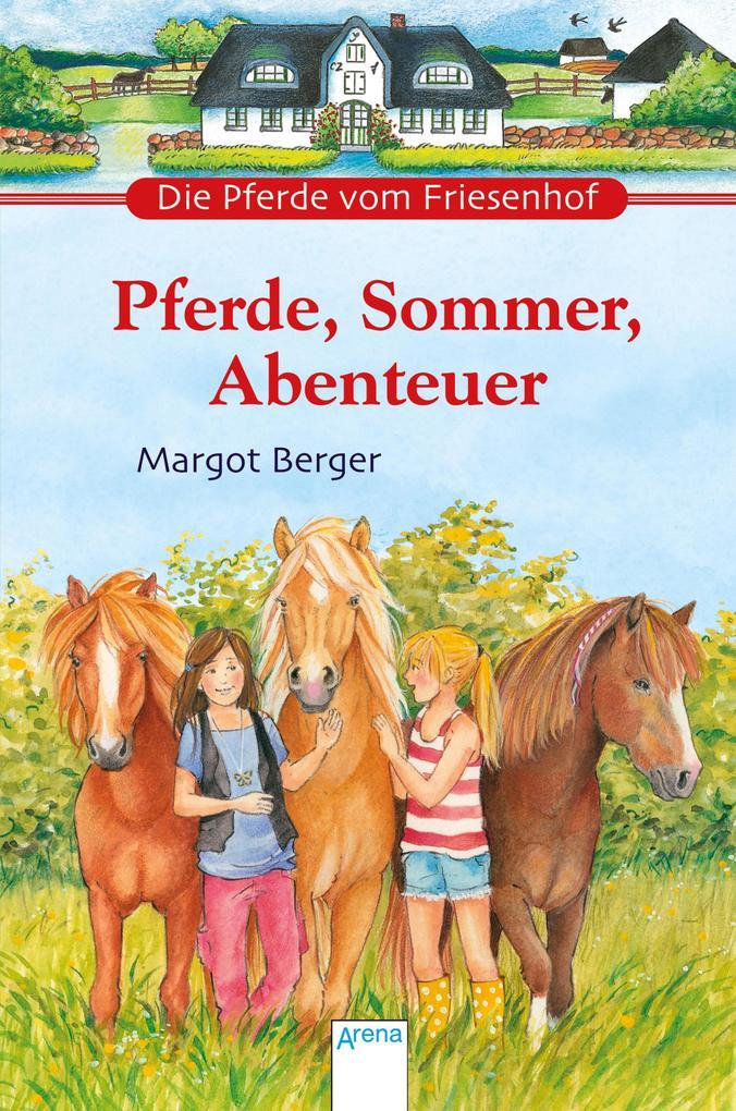 Pferde, Sommer, Abenteuer als eBook epub