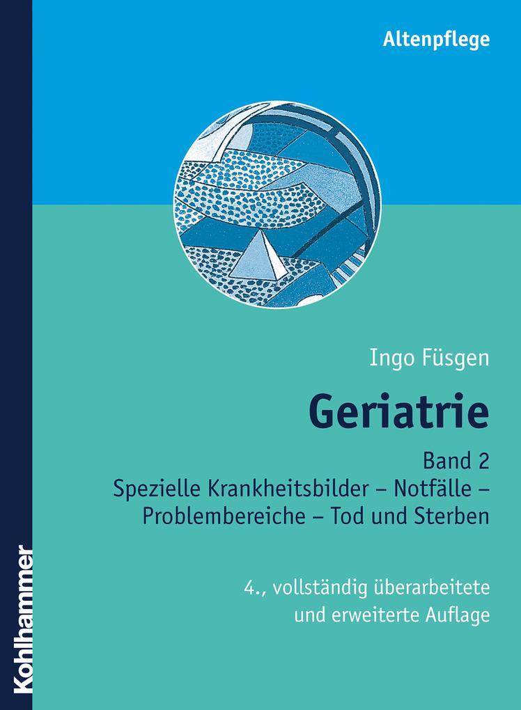Geriatrie als eBook von Ingo Füsgen