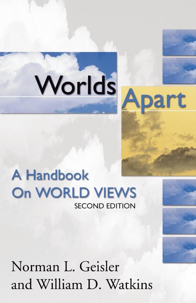 Worlds Apart als Taschenbuch