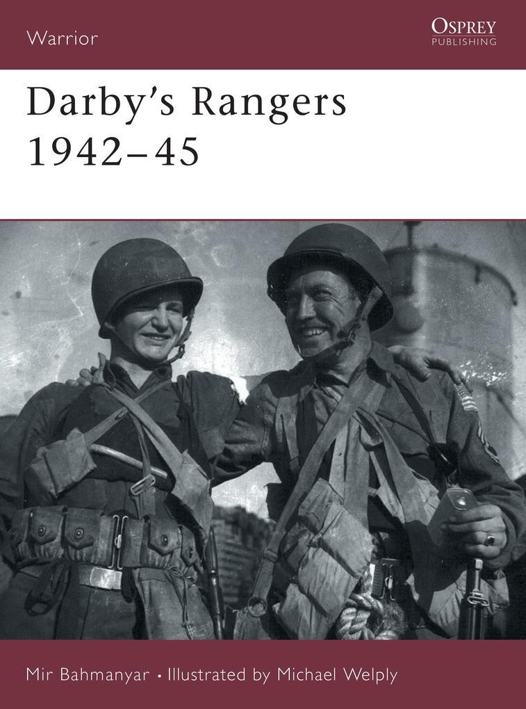Darby's Rangers 1942 45 als Taschenbuch