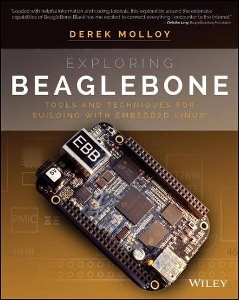 Exploring BeagleBone als Buch