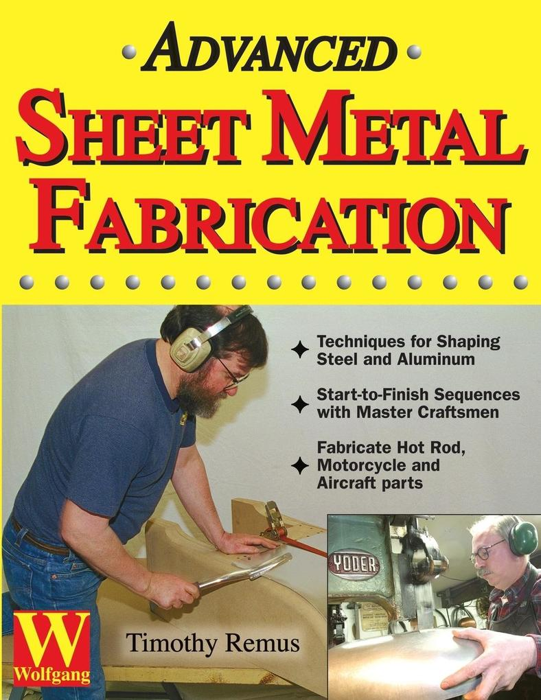 Advanced Sheet Metal Fabrication als Buch