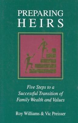 Preparing Heirs als Buch