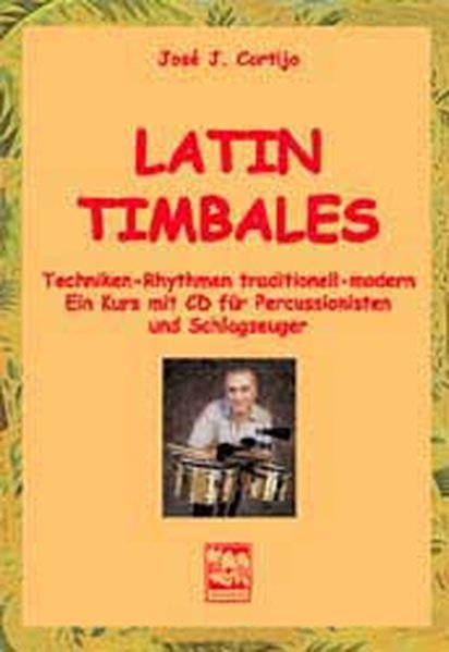 Latin-Timbales als Buch
