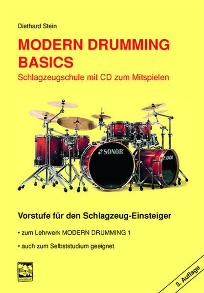 Modern Drumming Basics als Buch