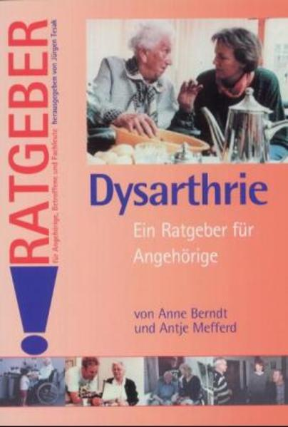 Dysarthrie als Buch