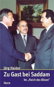 Zu Gast bei Saddam als Buch